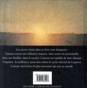 L'amour universel - 4ème de couverture - Format classique