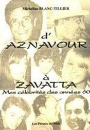 D'Aznavour A Zavatta - Intérieur - Format classique