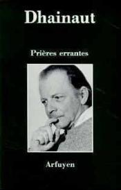 Prieres Errantes - Couverture - Format classique