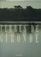 Terres De Gironde - Couverture - Format classique
