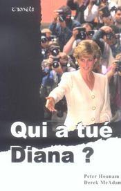 Qui A Tue Diana? - Intérieur - Format classique