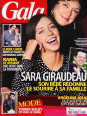 Gala N°923 du 16/02/2011 - Couverture - Format classique