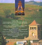 Couleurs du beaujolais - 4ème de couverture - Format classique