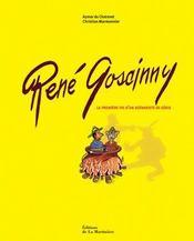 Rene goscinny, la premiere vie d'un scenariste de genie - Intérieur - Format classique