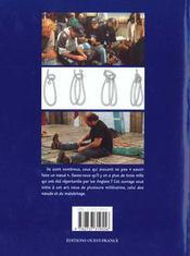 N Uds Et Matelotage - 4ème de couverture - Format classique