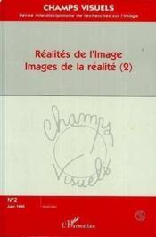 Realites (2) De L'Image Images De La Realite - Couverture - Format classique