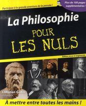 La philosophie pour les nuls (2e édition) - Intérieur - Format classique