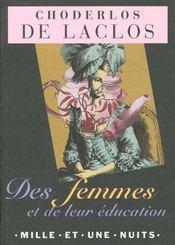 Des Femmes Et De Leur Education - Intérieur - Format classique