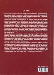 Drus, Montenvers Et Mer De Glace - 4ème de couverture - Format classique