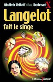 Langelot 21 - Langelot Fait Le Singe - Couverture - Format classique