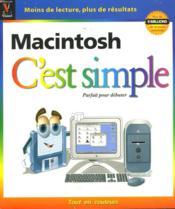 Macintosh C'Est Simple - Couverture - Format classique
