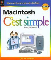 Macintosh C'Est Simple - Intérieur - Format classique