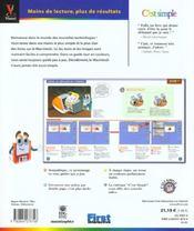 Macintosh C'Est Simple - 4ème de couverture - Format classique