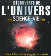 Decouverte De L'Univers 1913-2002 - Couverture - Format classique