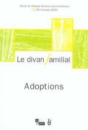 Revue Le Divan Familial - Intérieur - Format classique