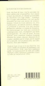 Loin, Tres Loin De Tout - 4ème de couverture - Format classique