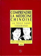 Comprendre Medecine Chinoise - Couverture - Format classique