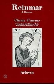 Chants D'Amour - Couverture - Format classique