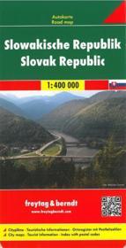 Slovaquie Republique - Couverture - Format classique