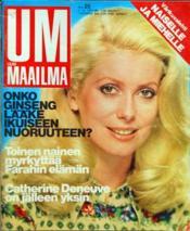 Um Uusi Maailma N°25 du 04/12/1974 - Couverture - Format classique