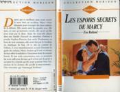 Les Espoirs Secrets De Marcy - To Love Them All - Couverture - Format classique