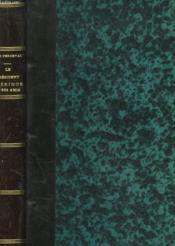 Le President Emerigon Et Ses Amis (1795-1847) - Couverture - Format classique