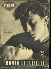 Amor Film - N°45 - Romeo Et Juliette - Couverture - Format classique