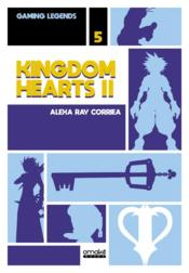 Vente livre :  Kingdom Hearts II  - Alexa Ray Corriea