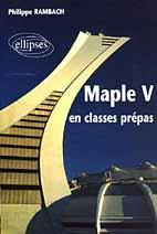 Maple V En Classes Prepas - Couverture - Format classique