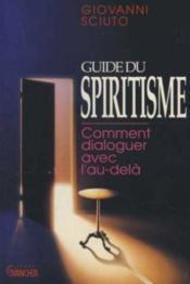 Guide du spiritisme - Couverture - Format classique