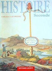 Histoire Seconde - Intérieur - Format classique