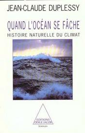 Quand L'Ocean Se Fache - Intérieur - Format classique