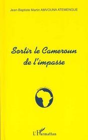 Sotir Le Cameroun De L'Impasse - Intérieur - Format classique