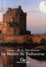 Le maître de Ballantrae - Intérieur - Format classique