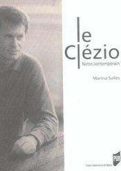 Clezio. notre contemporain - Intérieur - Format classique