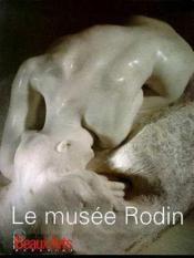 Le Musee Rodin (Francais) - Couverture - Format classique