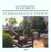 Portfolios Elle Deco Terrasses Et Patios - Intérieur - Format classique
