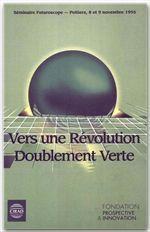 Vers une révolution doublement verte - Couverture - Format classique