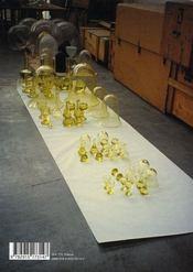 Cirva 1986-2006 ; l'artiste, l'atelier, le verre - 4ème de couverture - Format classique