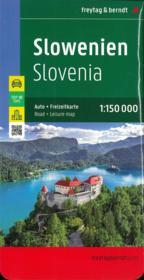 Slovenie - Couverture - Format classique