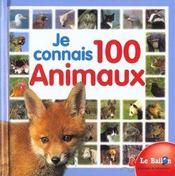 Je Connais 100 Animaux - Intérieur - Format classique