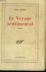 Le Voyage Sentimental. - Couverture - Format classique