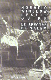 Le spectre de Salem - Intérieur - Format classique