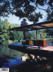 L'eau, source d'architecture - 4ème de couverture - Format classique