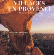 Villages en Provence - Couverture - Format classique