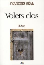 Volets clos - Couverture - Format classique