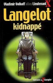 Langelot kidnappé - Couverture - Format classique