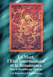 Mort. l'etat intermediaire et renaissance - Couverture - Format classique