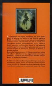 La Camera Du Diable - 4ème de couverture - Format classique