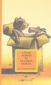L'ours Alfred et le chien Samuel - Intérieur - Format classique